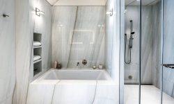 bathroom project in Manhattan